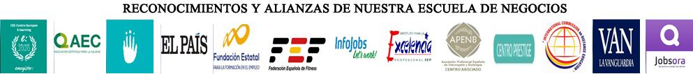 RECONOCIMIENTOS Y ALIANZAS DE NUESTRA ESCUELA DE NEGOCIOS
